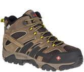 Men's Moab 2 Vent Mid Waterproof Comp Toe Work Boot