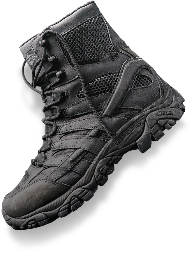 Black Tactical Shoes