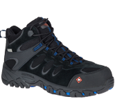 Men's Moab 2 Vent Waterproof Comp Toe Work Shoe