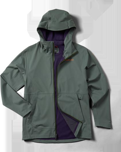 Men's Whisper Rain Jacket