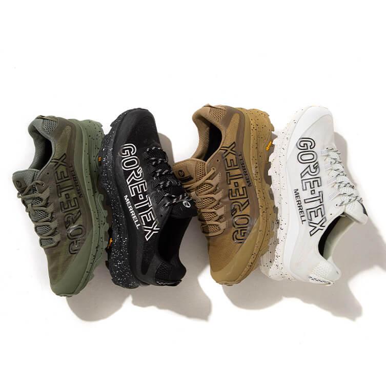 Merrell 1TRL Gore-tex Shoes.