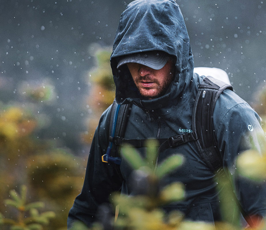 Weather-Ready Apparel