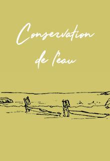 Conservation de l'eau