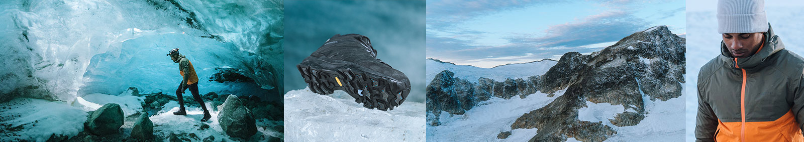 Merrell with Vibram ARCTIC GRIP - Gallery