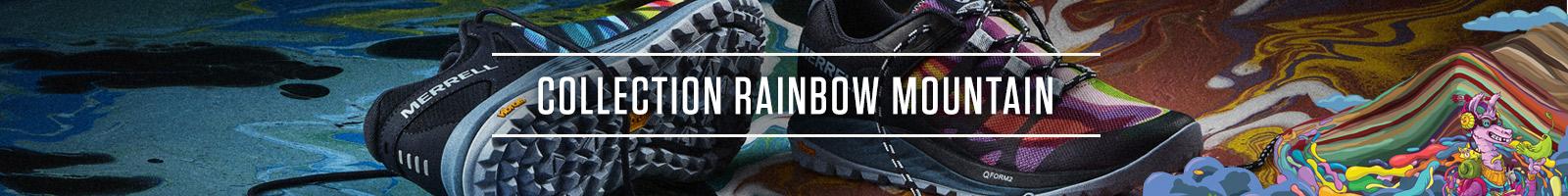 Collection Rainbow Mountain