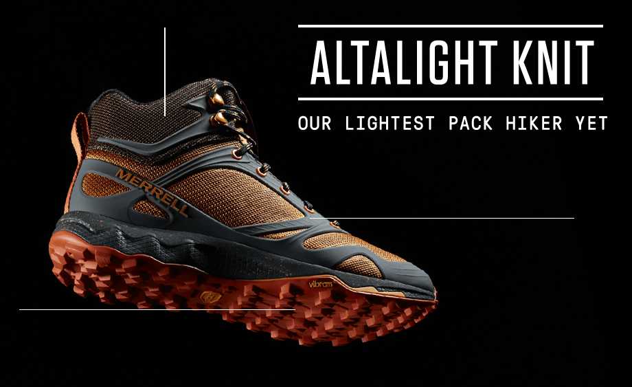 Altalight Knit Merrell Shoe