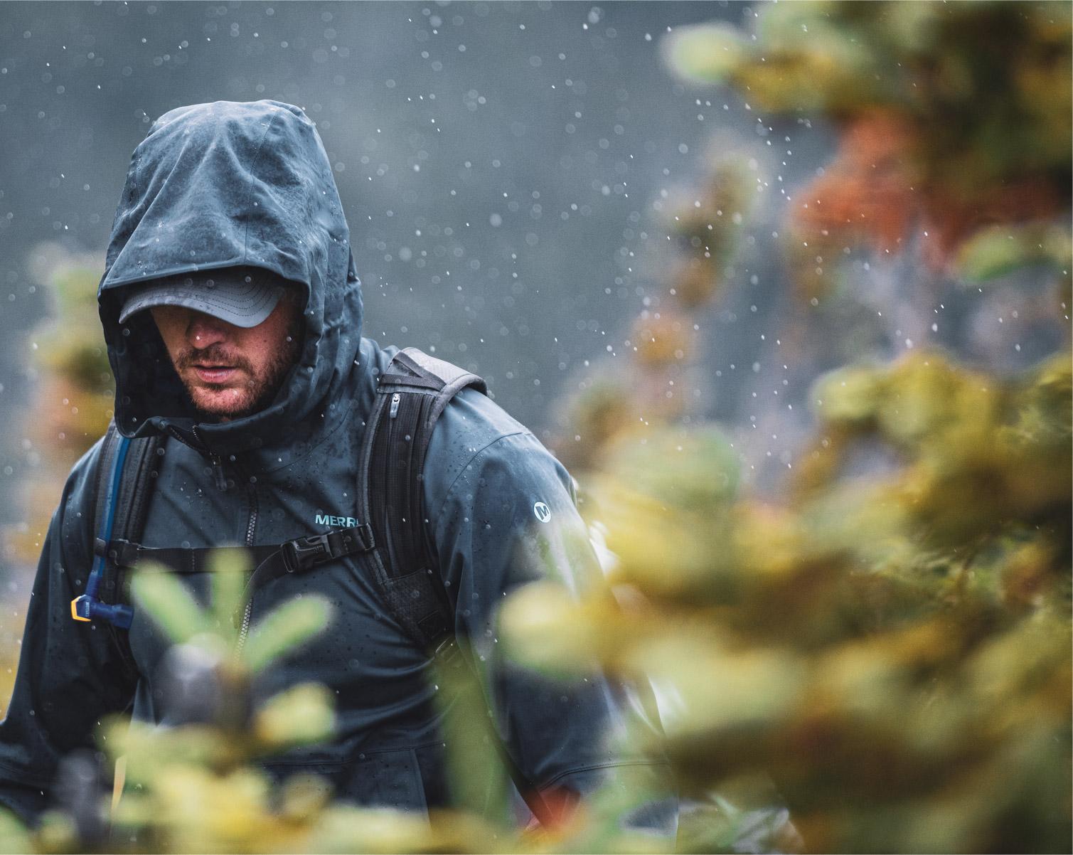 Veste Whisper Rain