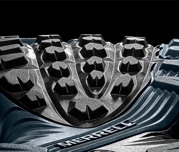 MQM Flex GTX M-Select Grip Detail