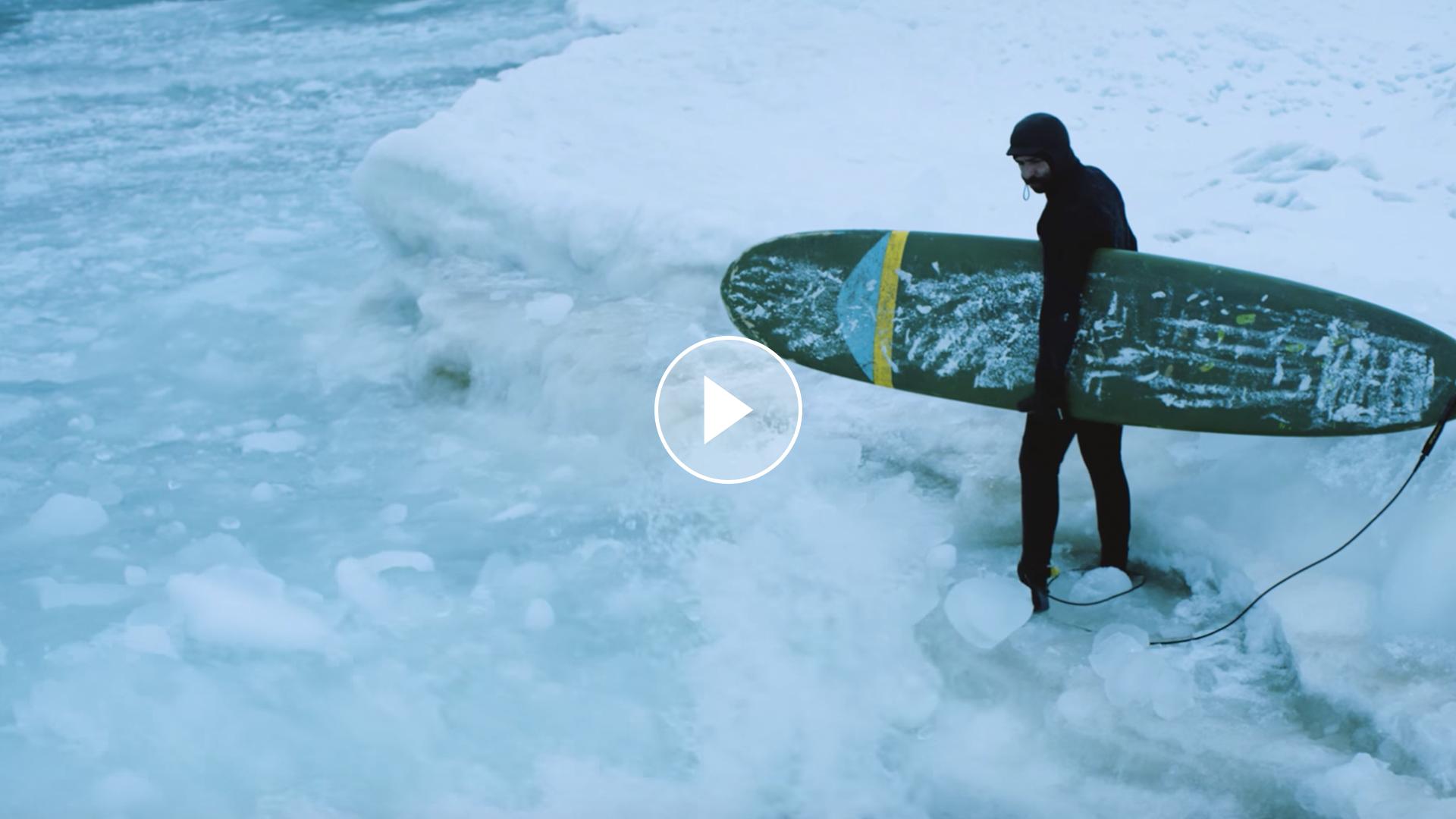 Surfer Dan Video