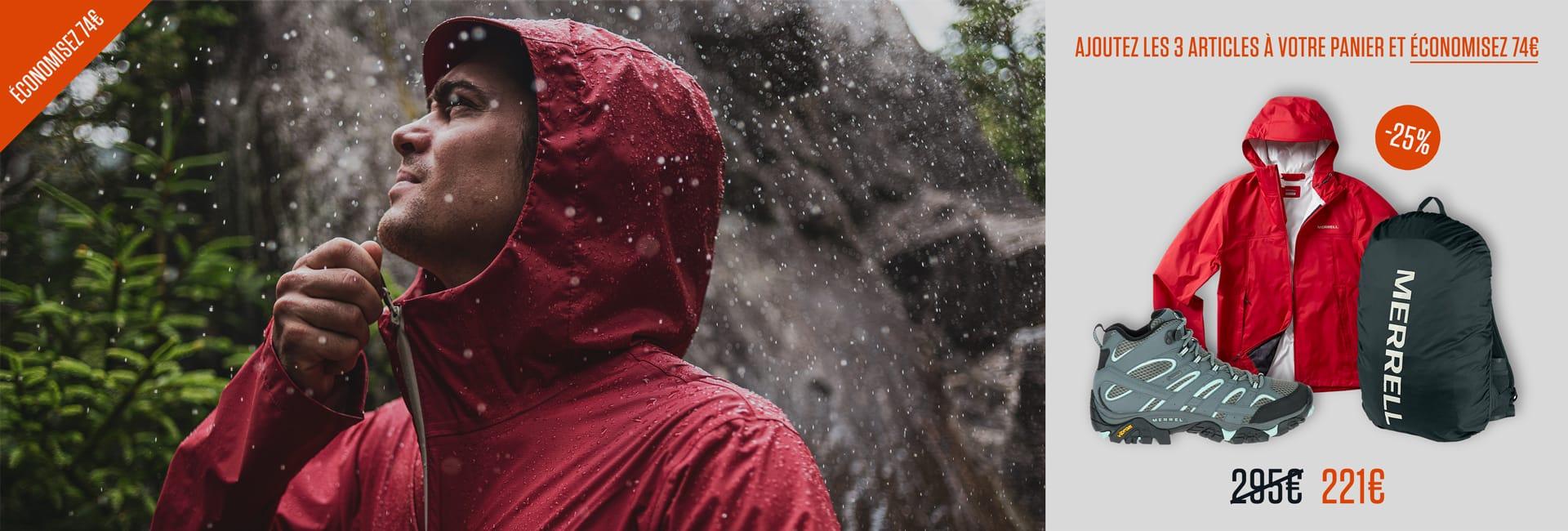 Merrell | Rain Kit