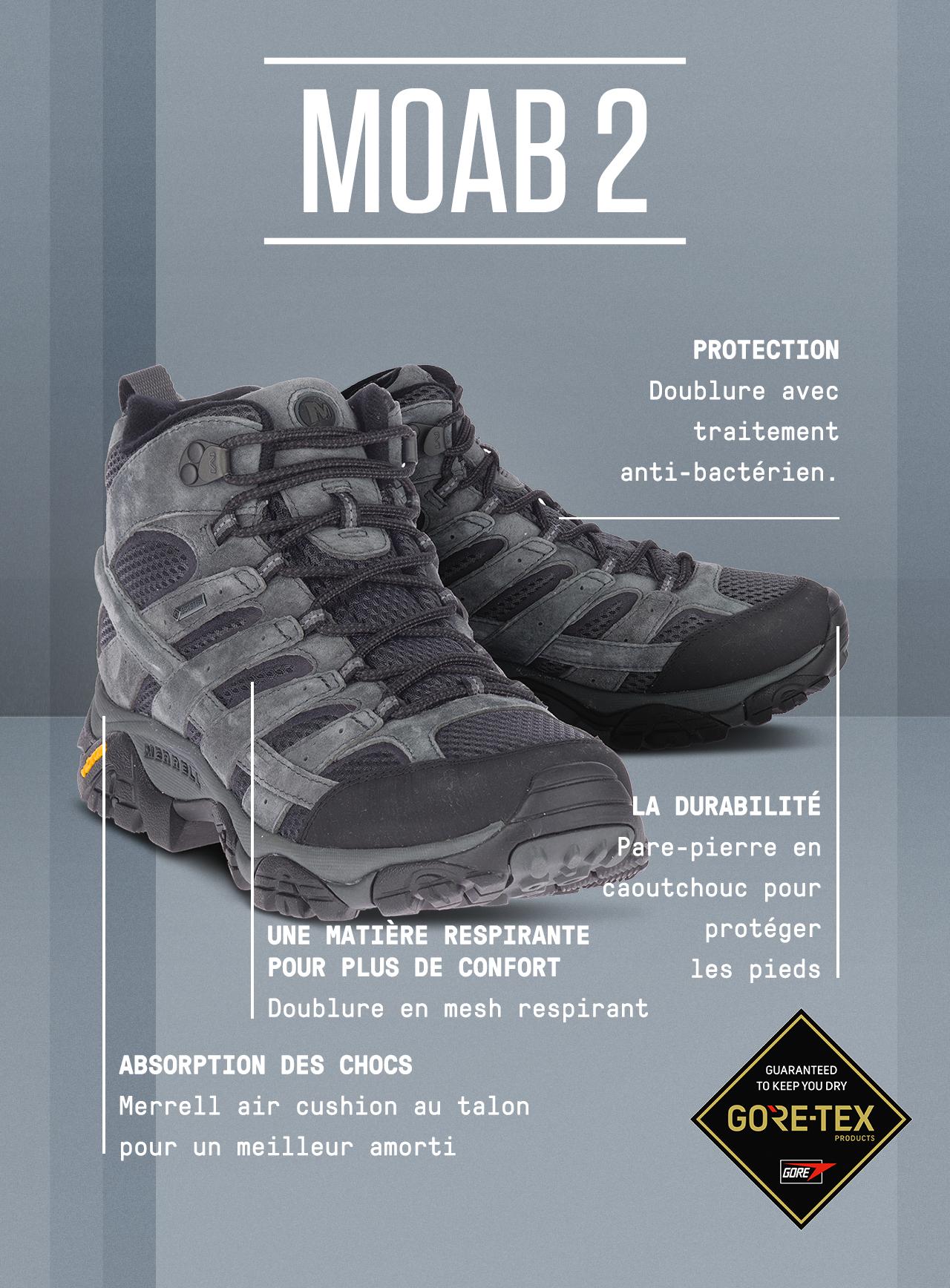 Merrell | Moab 2