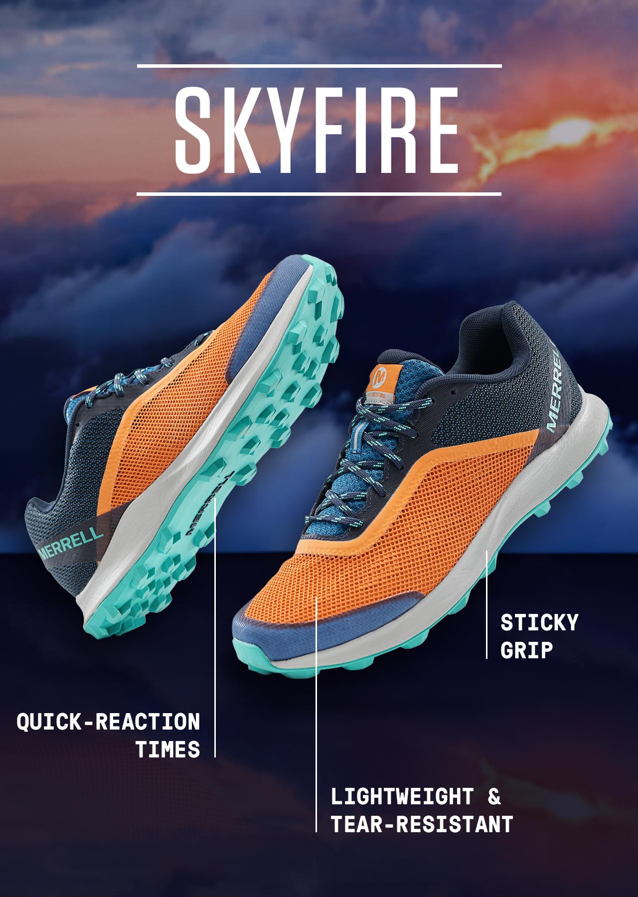 Womens Merrell skyfire Shoe
