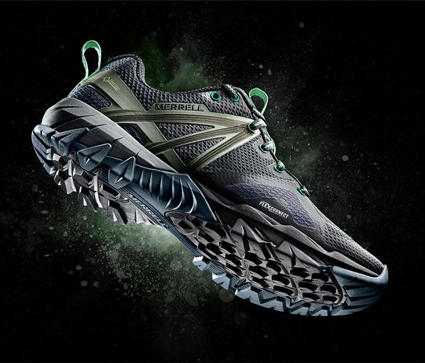 MQM Flex GTX Full Shoe