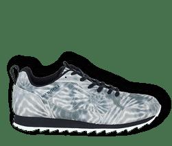 Alpine Tie Dye Sneaker Suede