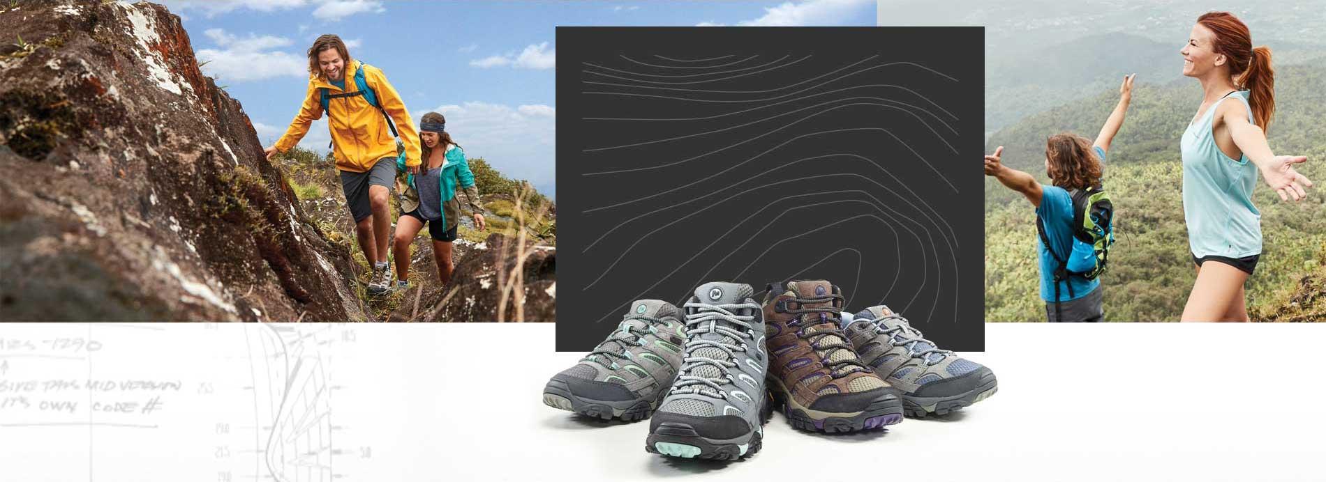 42f88100978 Merrell Moab 2 Hiking Boots & Shoes | Merrell