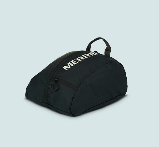 Merrell boot bag.