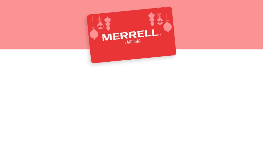 Merrell eCard Gift Card