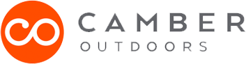 Camber Outdoors logo.