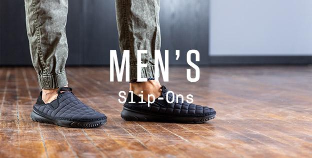 Men's Slip Ons