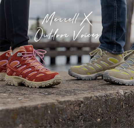 Merrell X Outdoor Voices