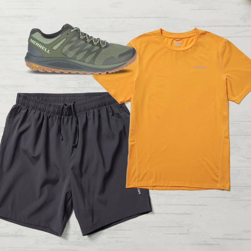 Men's Trail & Train Kit