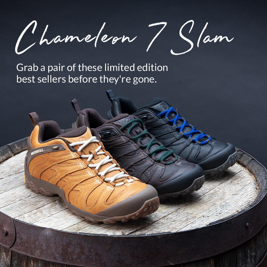 Cham 7 Slam Collection