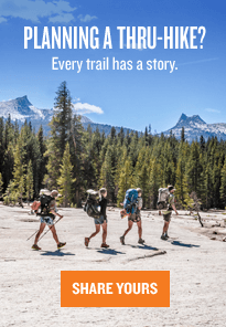Planning a Thru-Hike? Every trail has a story. | Share Yours