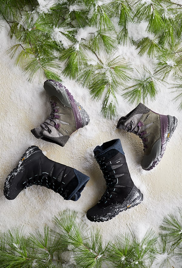 Women's Merell Boots.