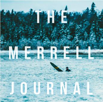 The Merrell Journal cover
