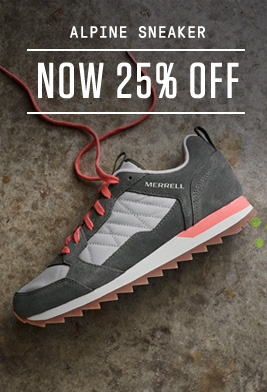 Alpine Sneaker | Now 25% Off | Shop Now