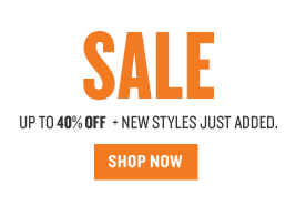 SALE Up to 40% Off + New Styles Just Added. | Shop Now