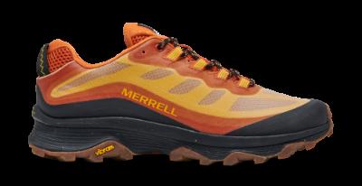 Men's Moab Speed in Orange.