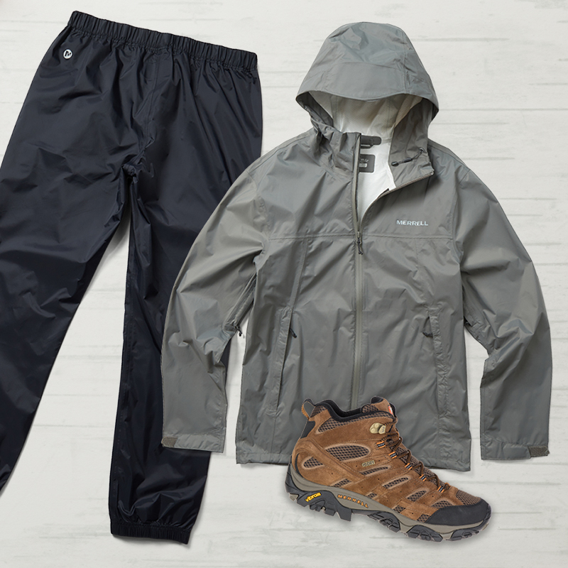 Men's Rain Kit