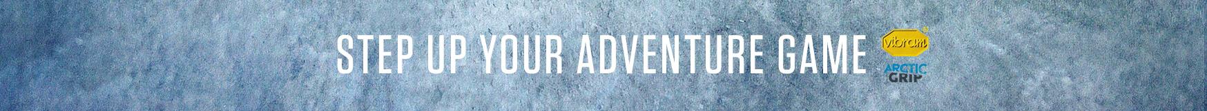 Step Up Your Adventure Game | Vibram | Arctic Grip