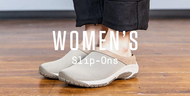 Women's Slip Ons
