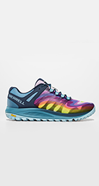 Mens Nova Rainbow Shoe.