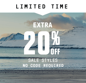 Limited Time! Extra 20% off sale styles. No code required.