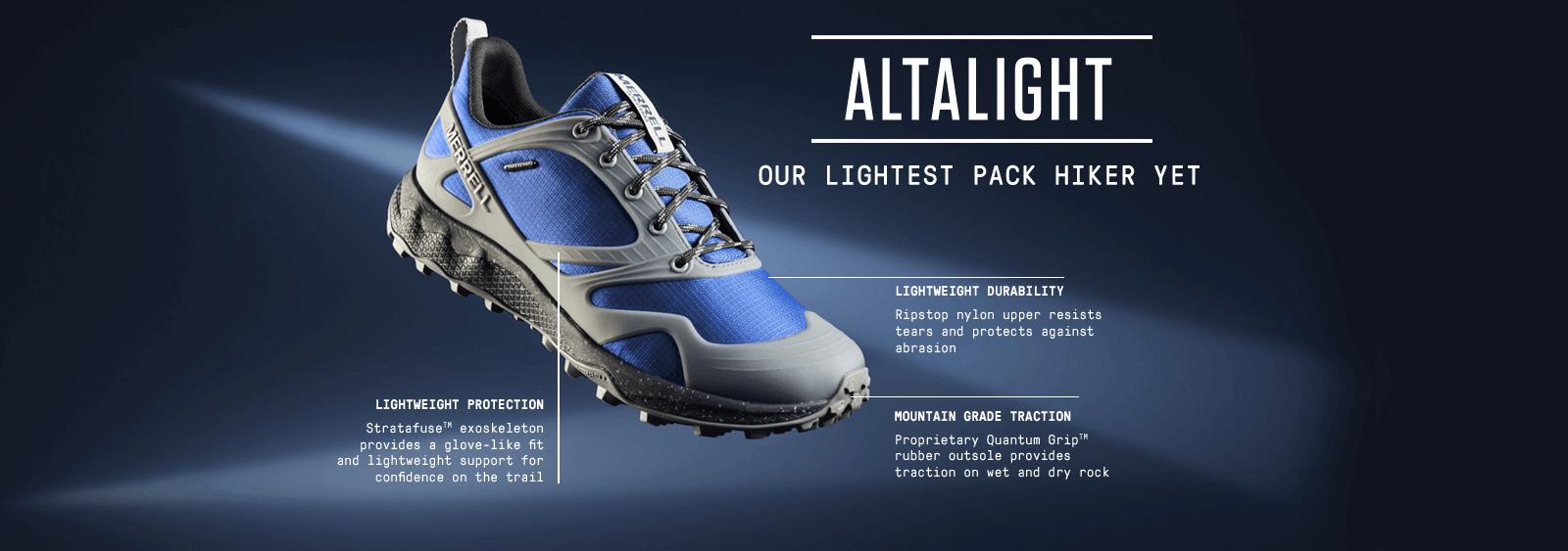 Altalight Merrell Shoe