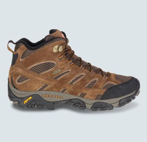 Moab shoe.