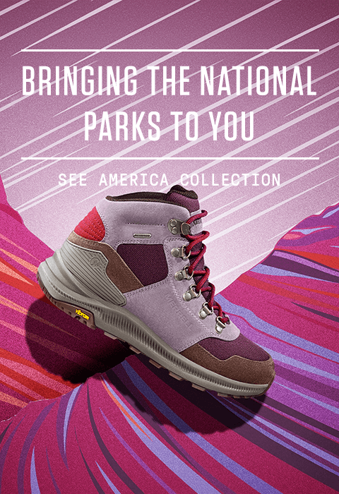 Bringing the national parks to you. See America collection.