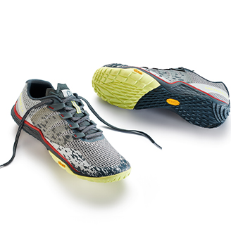 Pairs of Trail Glove Shoes