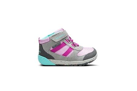 Kids Bare Steps Shoe