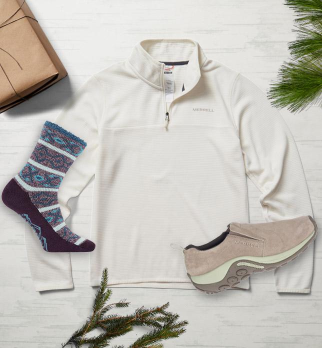 Women's Cozy Kit Look