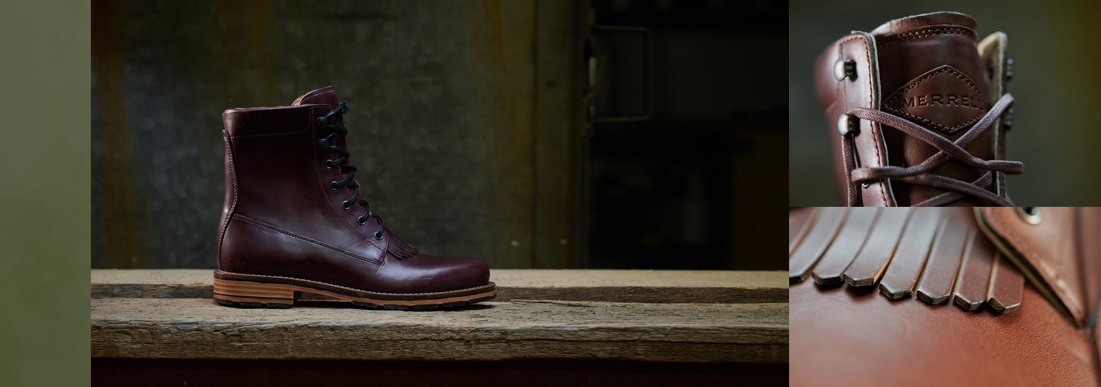 The Wayfarer Ltd Boot