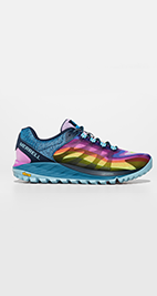 Womens Antora Rainbow Shoe