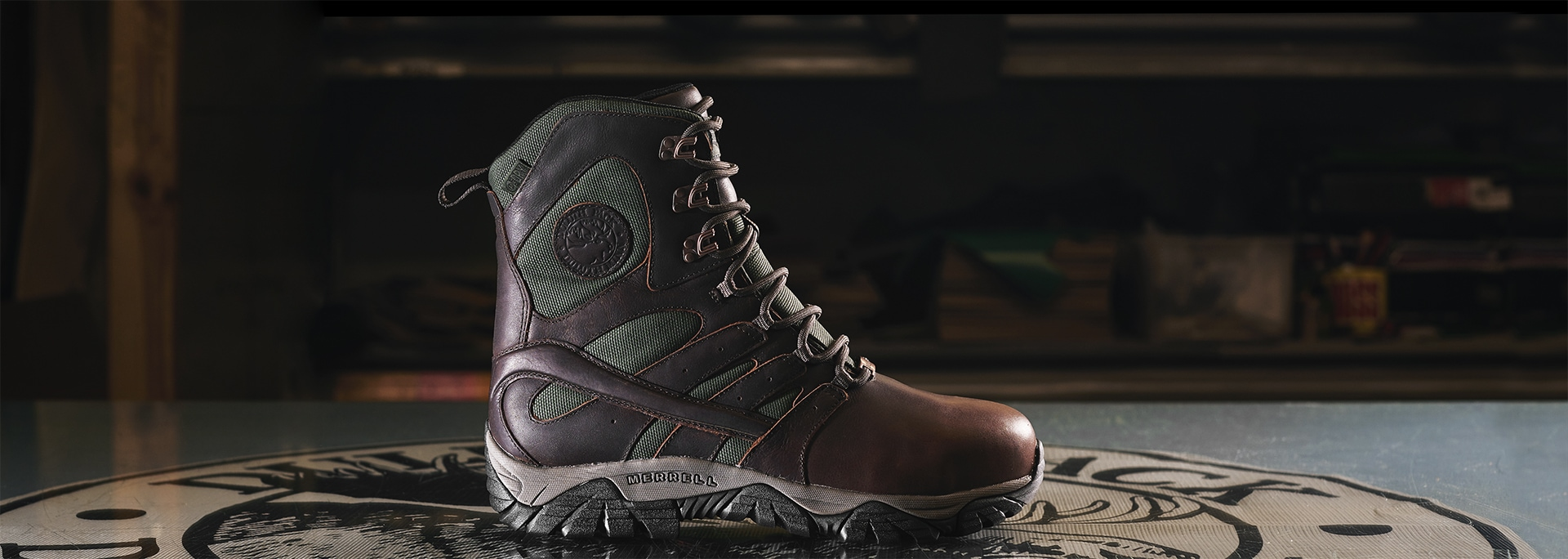 Merrell X Duluth Pack, Limited Edition