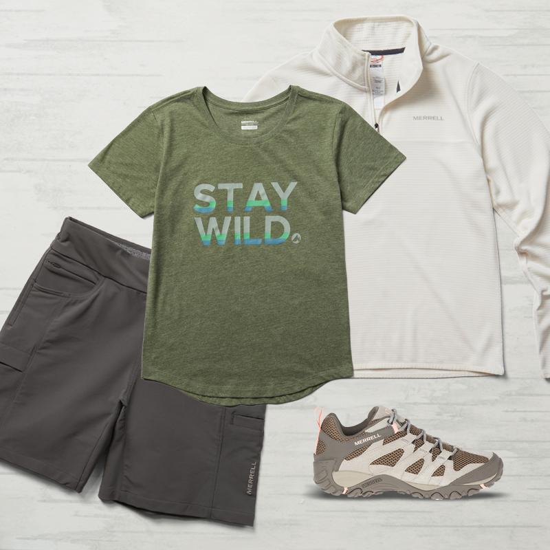 Women's Hiking Kit