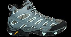Womens Merrell Hiking Boot