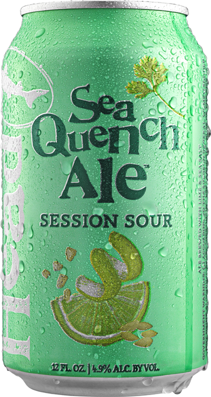 SeaQuench beer can