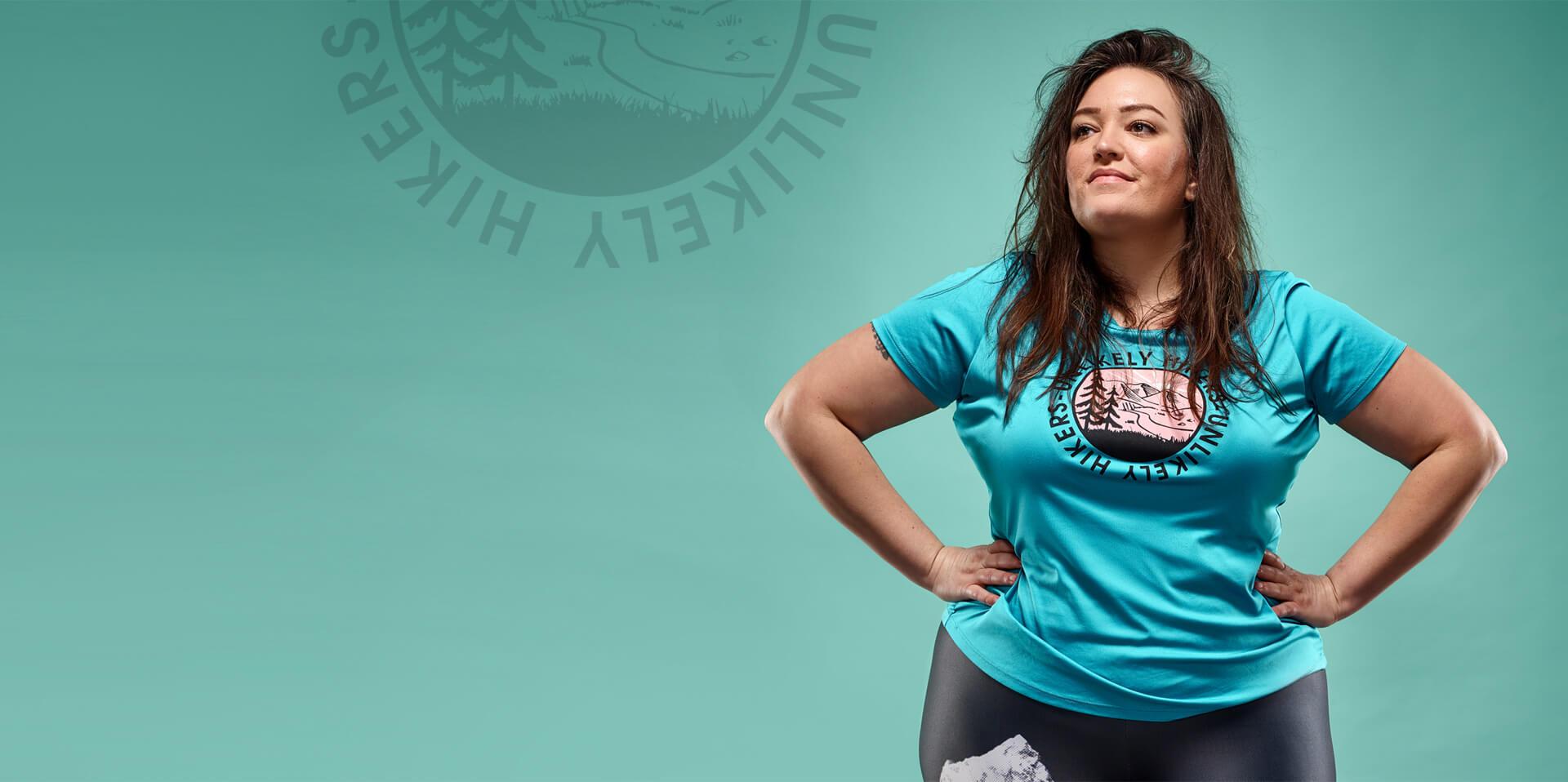 Jenny Bruso looking fierce.